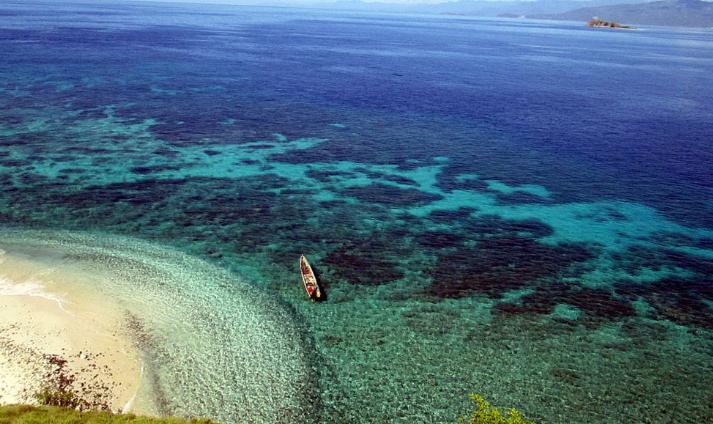 Wisata Manado Taman Laut Tumbak Di 2020 Kota Manado Taman Nasional Pantai