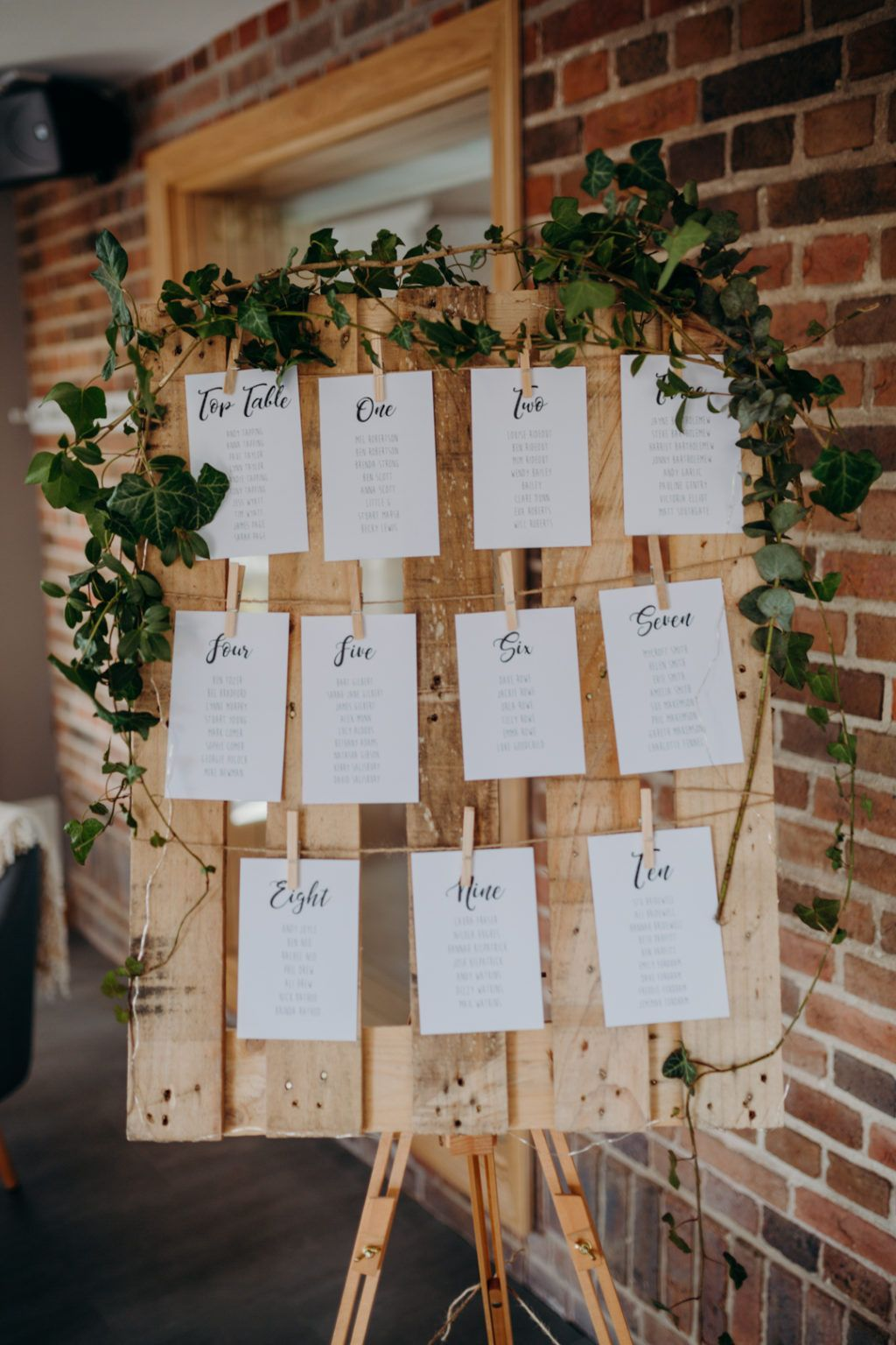 An Enchanted Forest-Inspired Wedding in Wiltshire: Anna  Andy