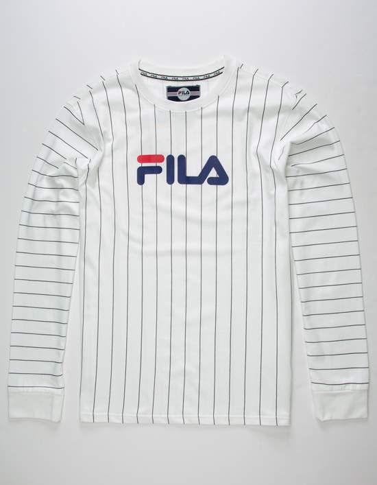 7cdd46ea8d4 FILA Mario Mens T-Shirt