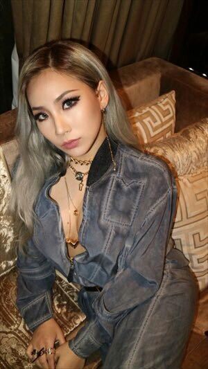 The Baddest Female Kpop Girls Cl 2ne1 2ne1