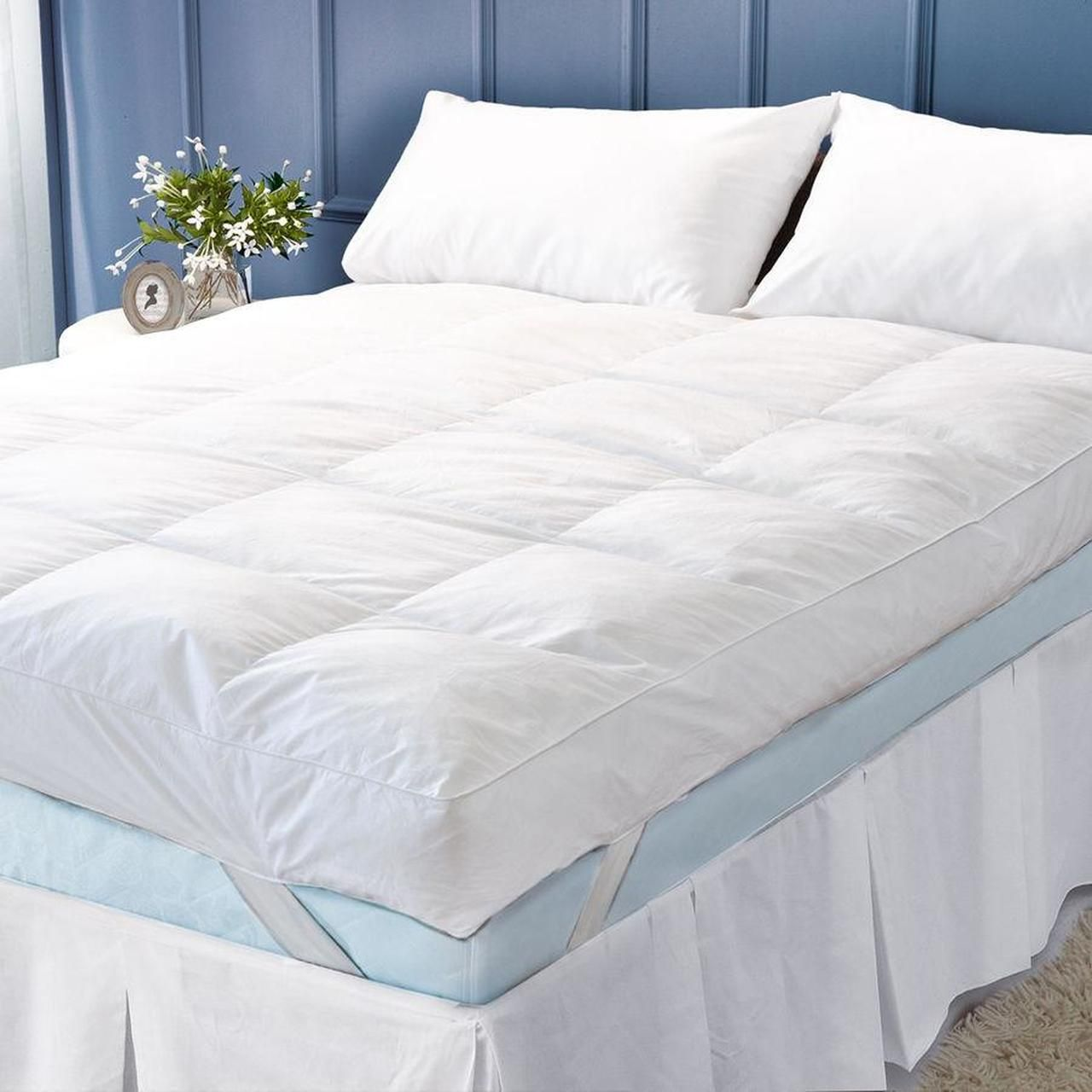 Thick Mattress Topper Extra Thick Pepperfry Extra Thick