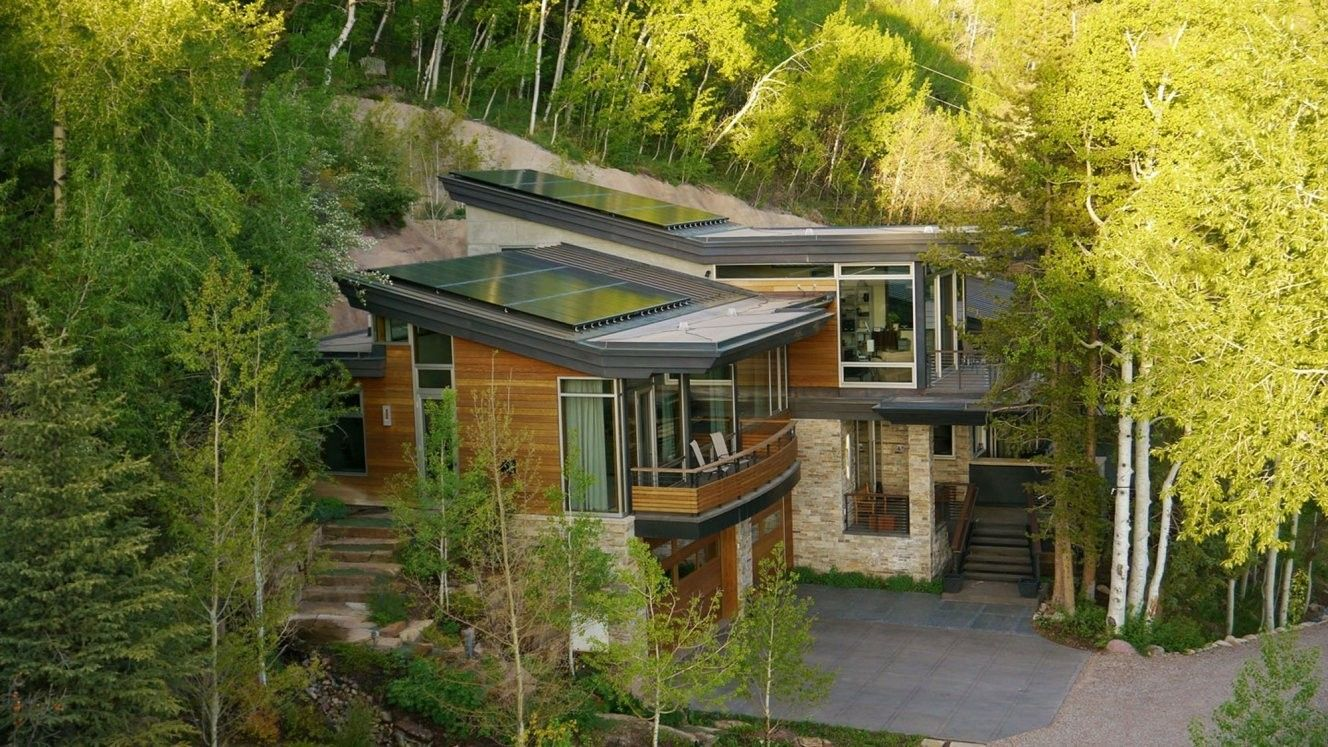 Luxury residence in Aspen, Colorado [1328x747] - Cool Houses ...