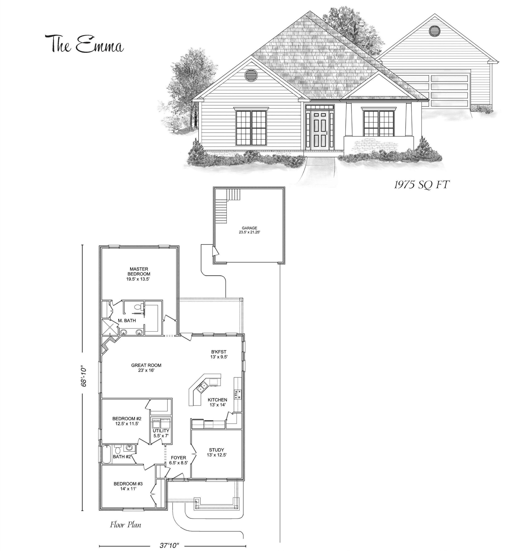 The Emma Stoneridge Homes Huntsville Al Custom Home Builders And Madison County Alabama