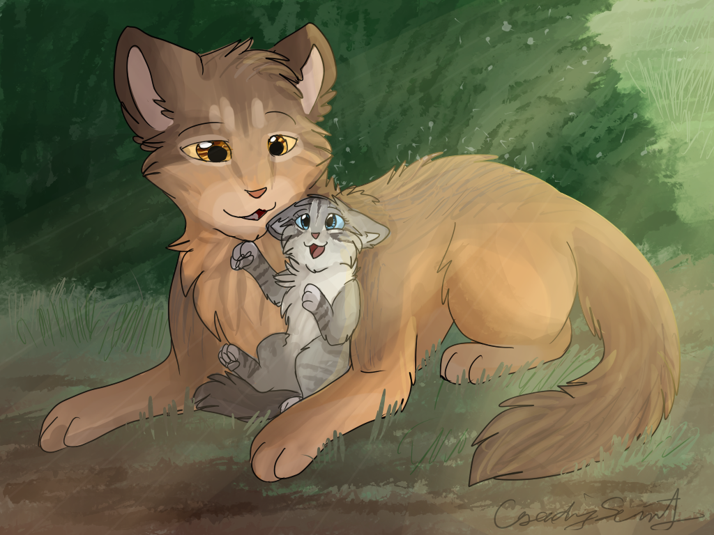 Warrior Cats Mapleshade Fanfic