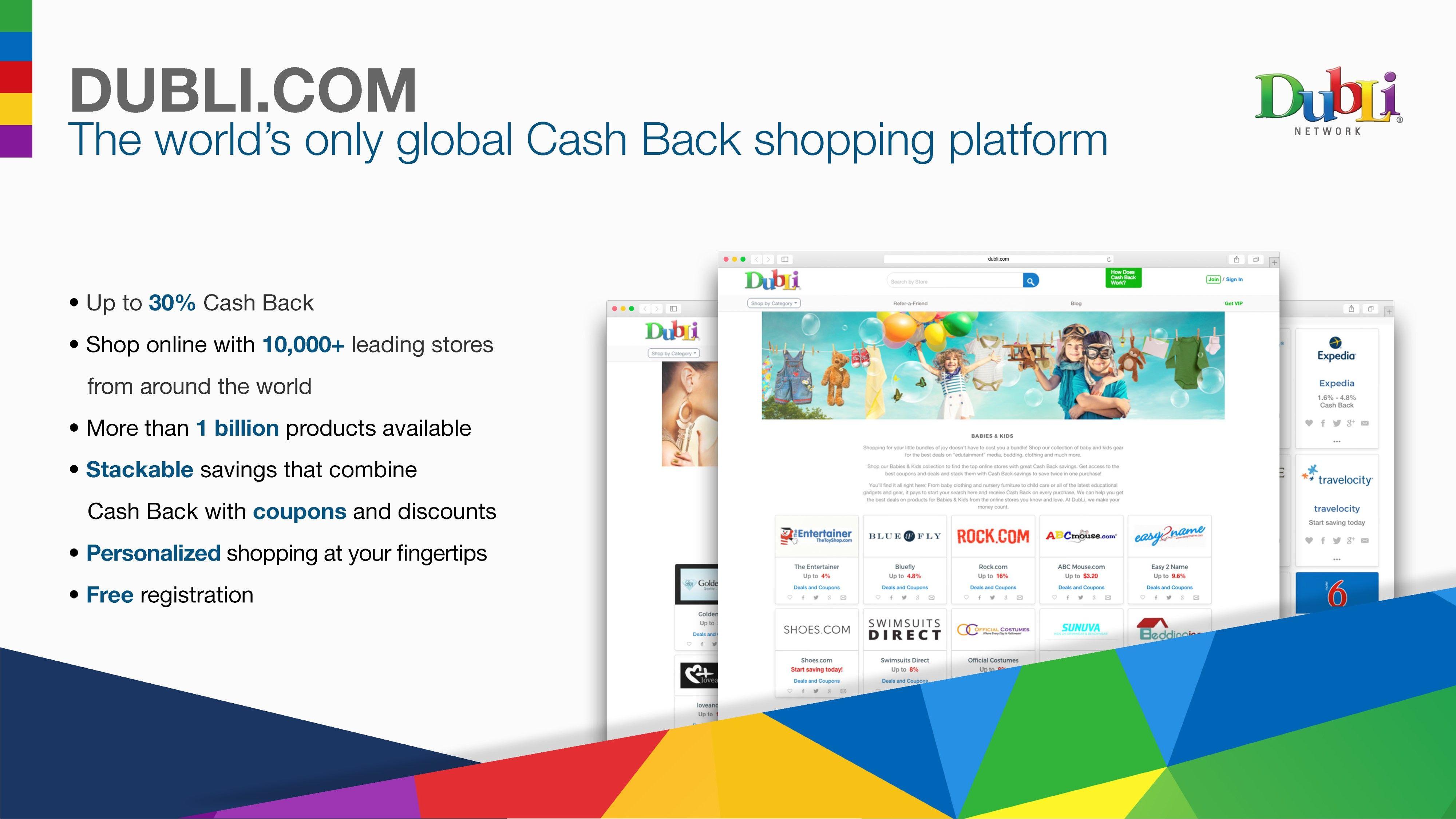 دوبلي هي منصة التسوق ذات البرنامج الاسترداد النقدي الأكثر ...