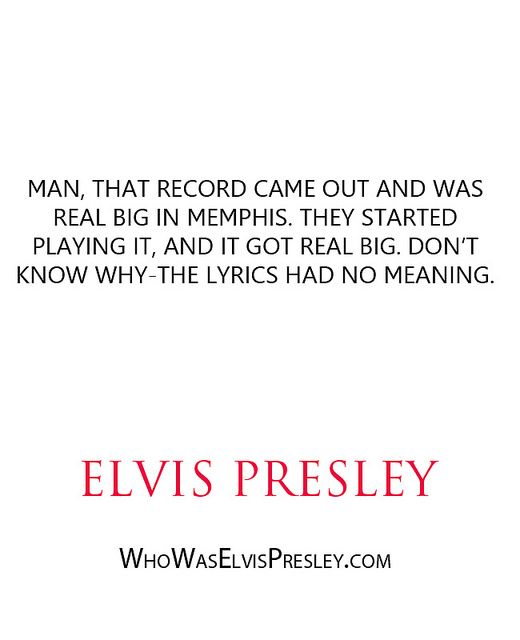 Pin By Quotes Everlasting On Quotes Elvis Presley Elvis Presley