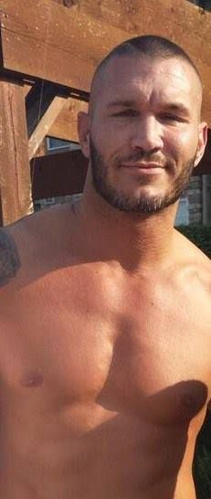 Full naked picture randy orton