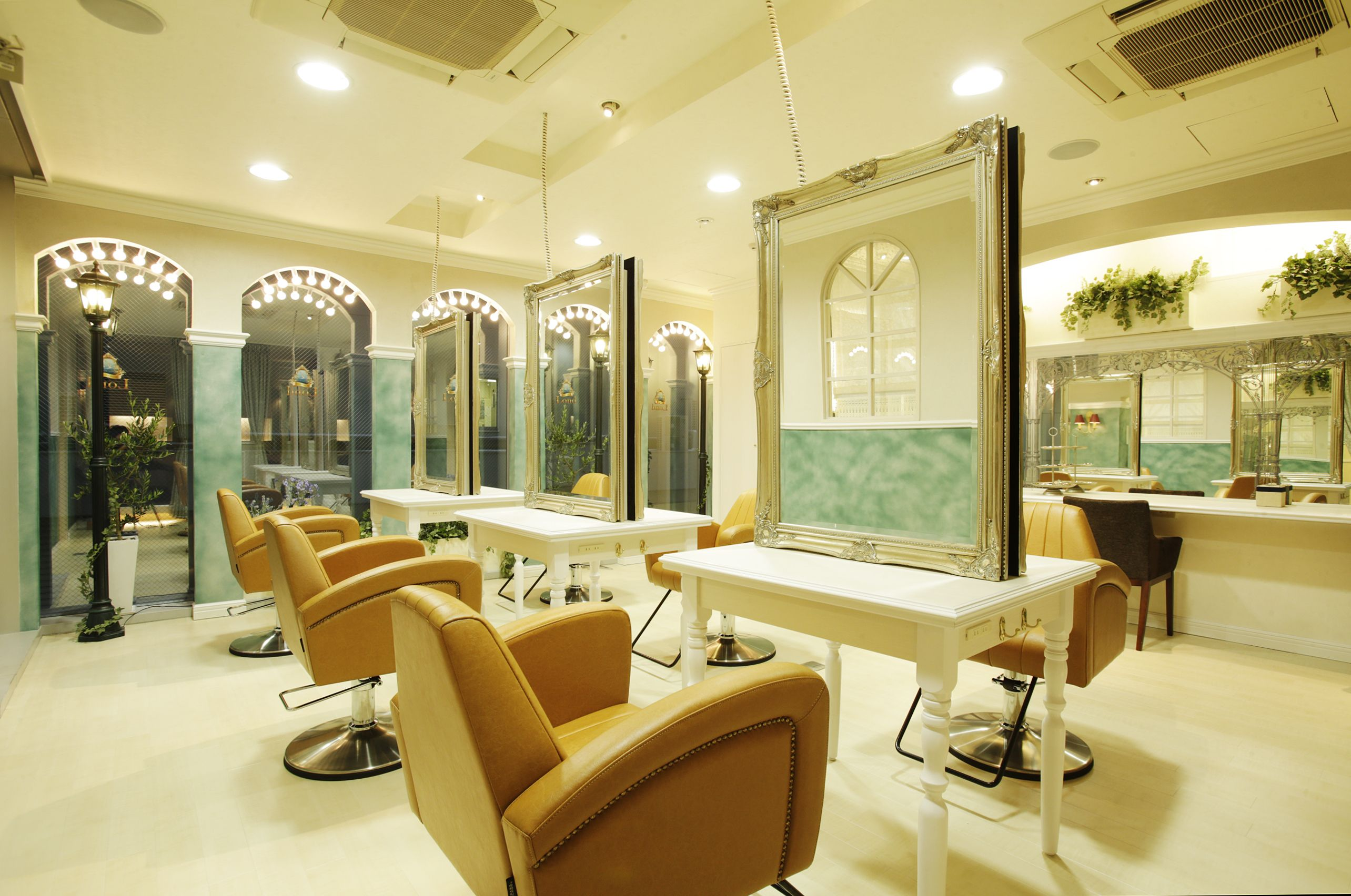 Salons Design Beauty Salon Interior Design Ideas 43 Hair 43 Space