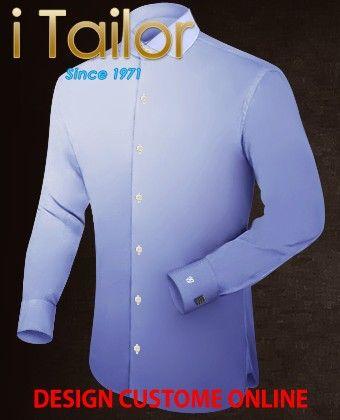 Design Custom Shirt 3D $19.95 hemd manschette Click http://itailor.de/shirt-product/hemd-manschette_it140-1.html