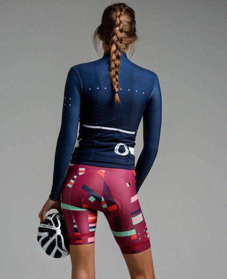 tenue cycliste femme en 30 exemples design pour rouler avec du style