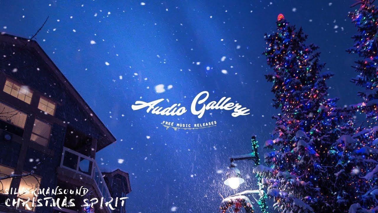 Christmas Music Background.Christmas Music Background Silvermansound Christmas