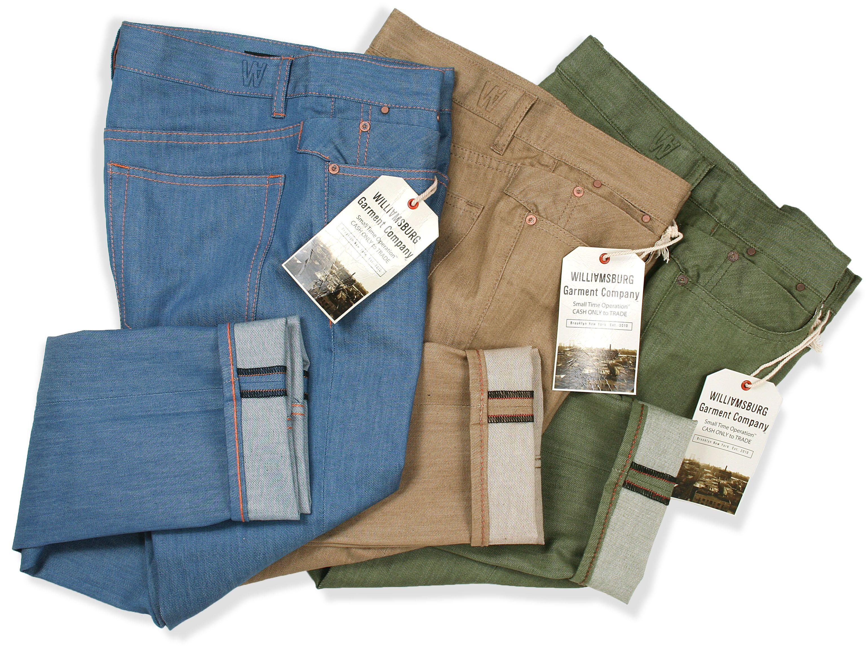 denim color denim garments
