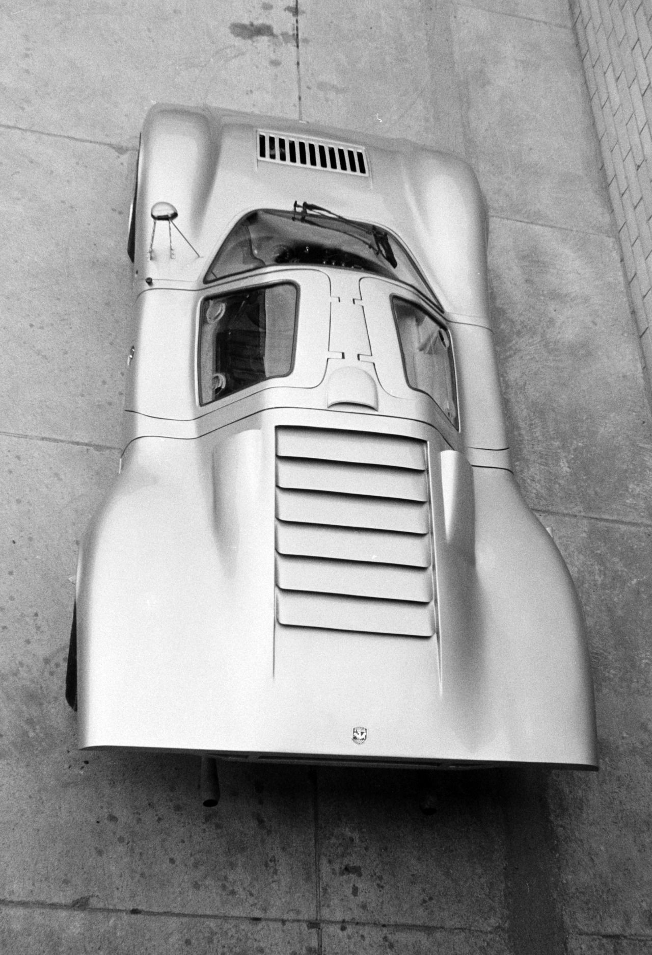 gashetka:    1972 | Furia-Lamborghini | Photo by Karl Ludvigsen | Source