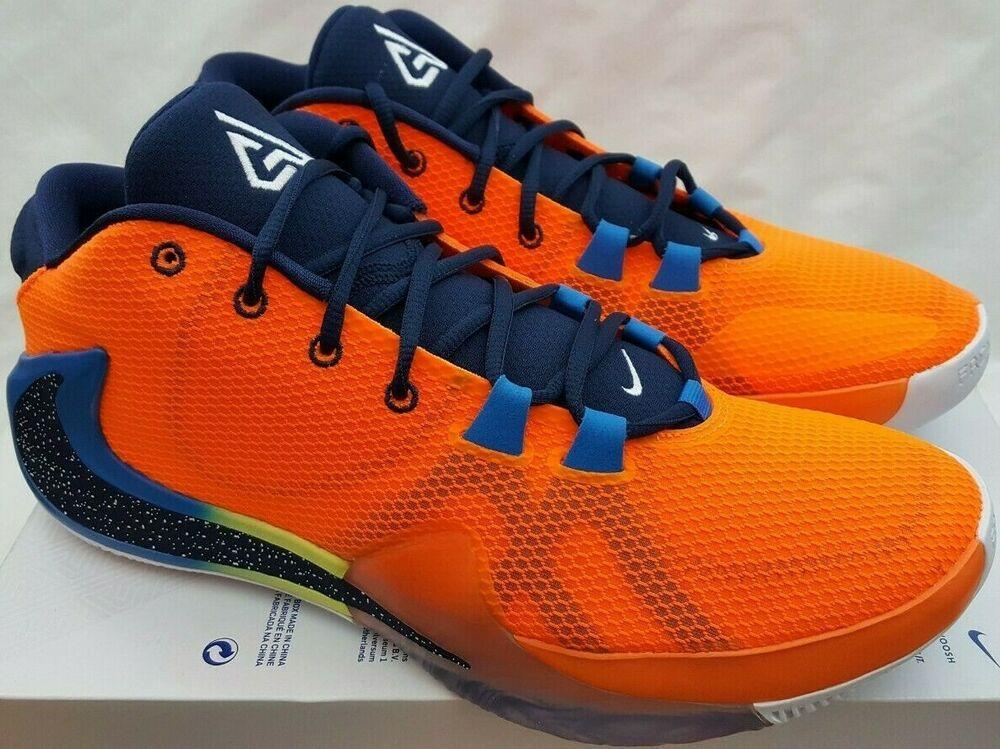 Nike Zoom Freak 1 All Bros Giannis Antetokounmpo Total