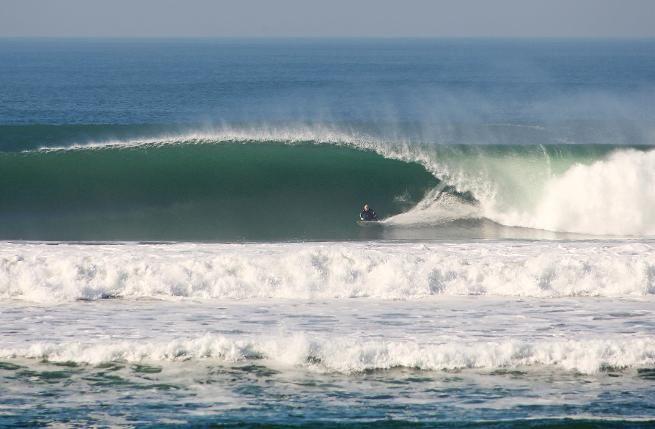 Surfing San Francisco's Ocean Beach by Don Dianda | SURFLINE