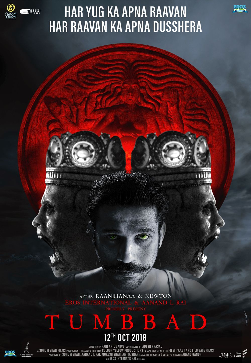Download Tumbbad (2018) Hindi 480p [300MB] | 720p | 1080p