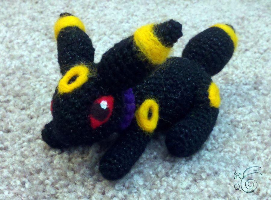 Amigurumi Animals To Make : Umbreon pattern patterns amigurumi and babies