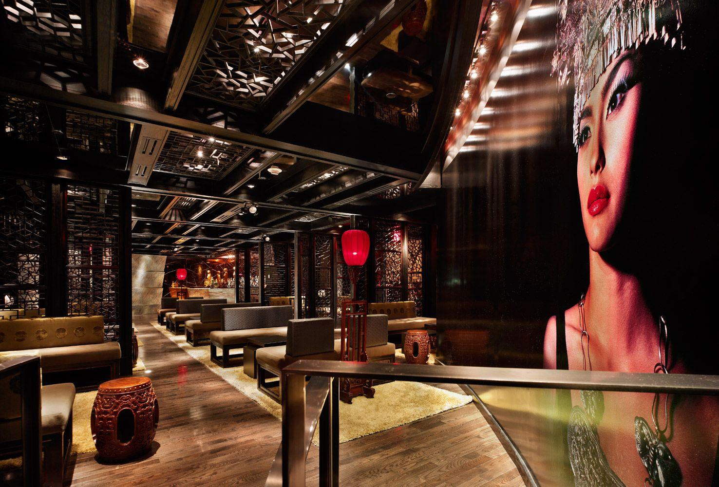 Dragonfly Nightclub, Niagara Falls. Interior design by Studio Munge ...