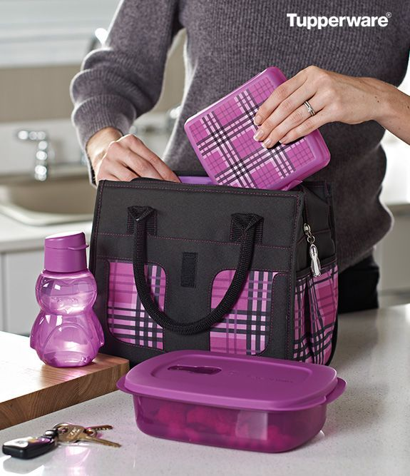 New! Ladies Lunch Set  Enjoy healthy, homemade portions in