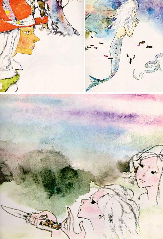 The Little Mermaid by Hans Christian Andersen by ElwoodAndEloise