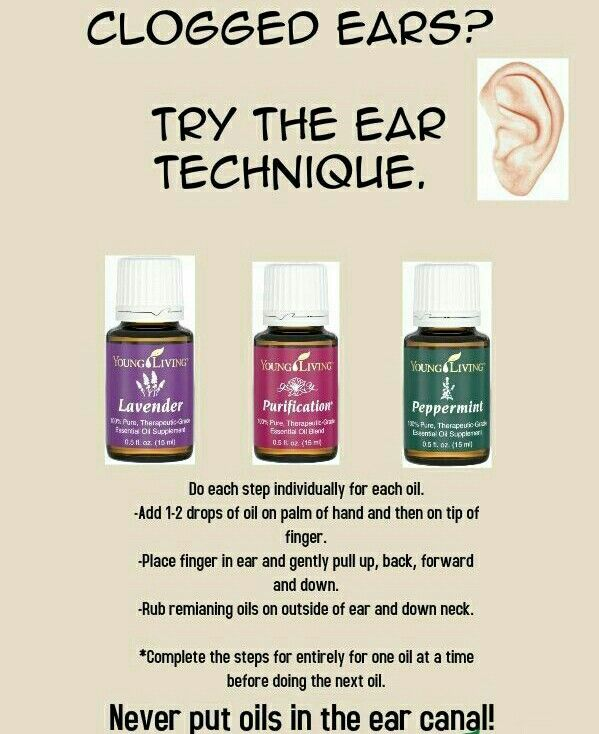 Clogged Ears Try This Tinnitus Essential Oils Living