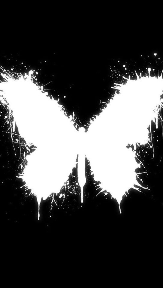 Black And White Butterfly Black And White Background Hd Wallpaper White Background Hd