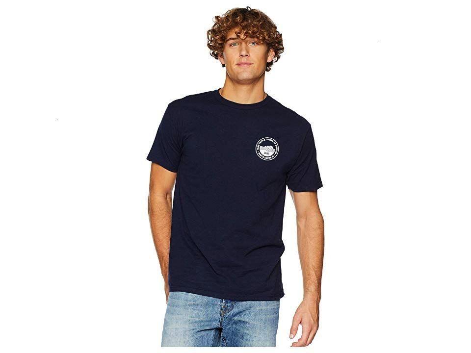 2018 VTCS Poster T-Shirt (Navy) Men's T Shirt. Wherever the barrel's are glassy  that's where you c