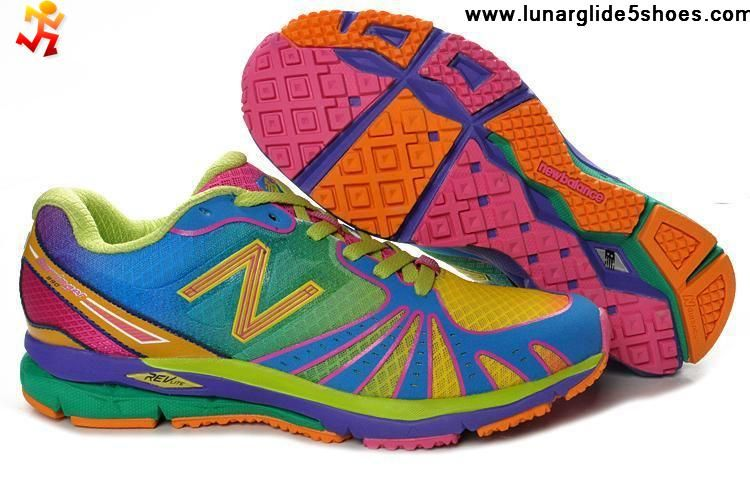 a30d3e17023a 2013 New New Balance NB MR890RGO Green rainbow For Women running shoes For  Sale