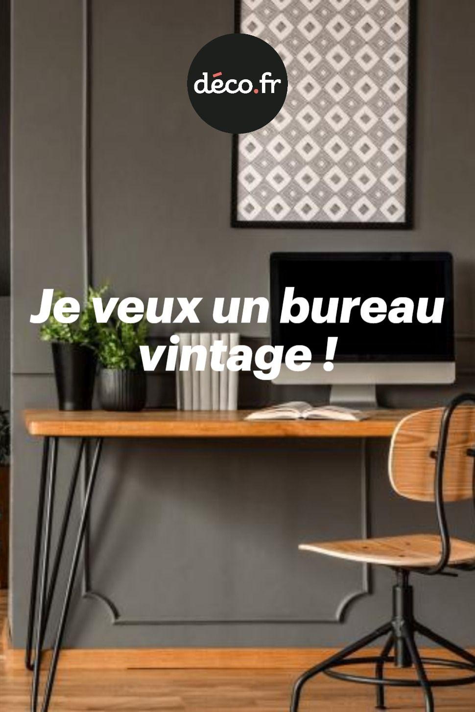 Je Veux Un Bureau Vintage Bureau Vintage Rangement Papier Administratif Et Bureau