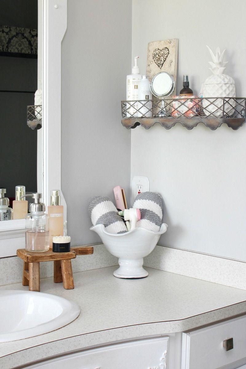 Bathroom Cabinet Organizer Ideas Bathroom Counter Decor Bathroom Cabinet Organization Bathroom Organisation