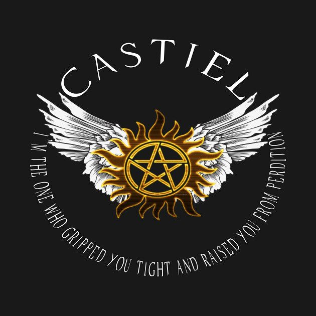 Check Out This Awesome Castielprotectionsymbol Design On