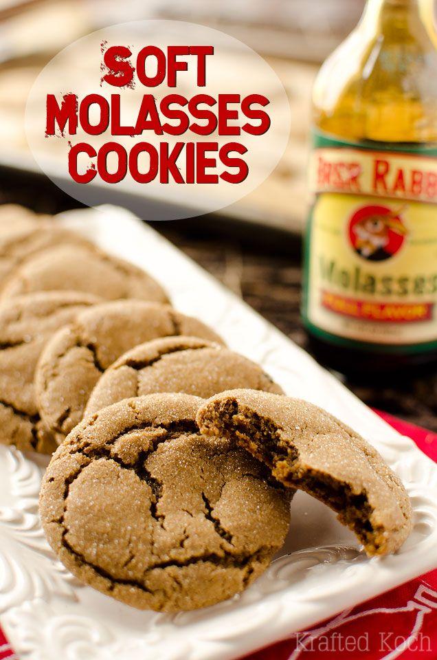 Hermit cookie recipe with molasses