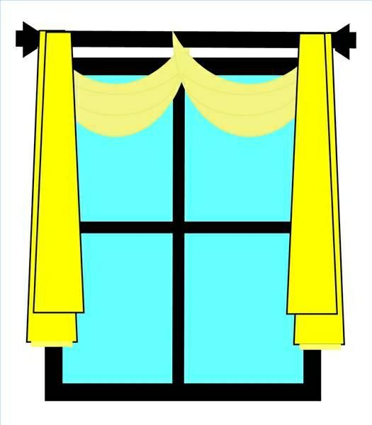 How To Hang A Scarf Window Treatment Video Link Window