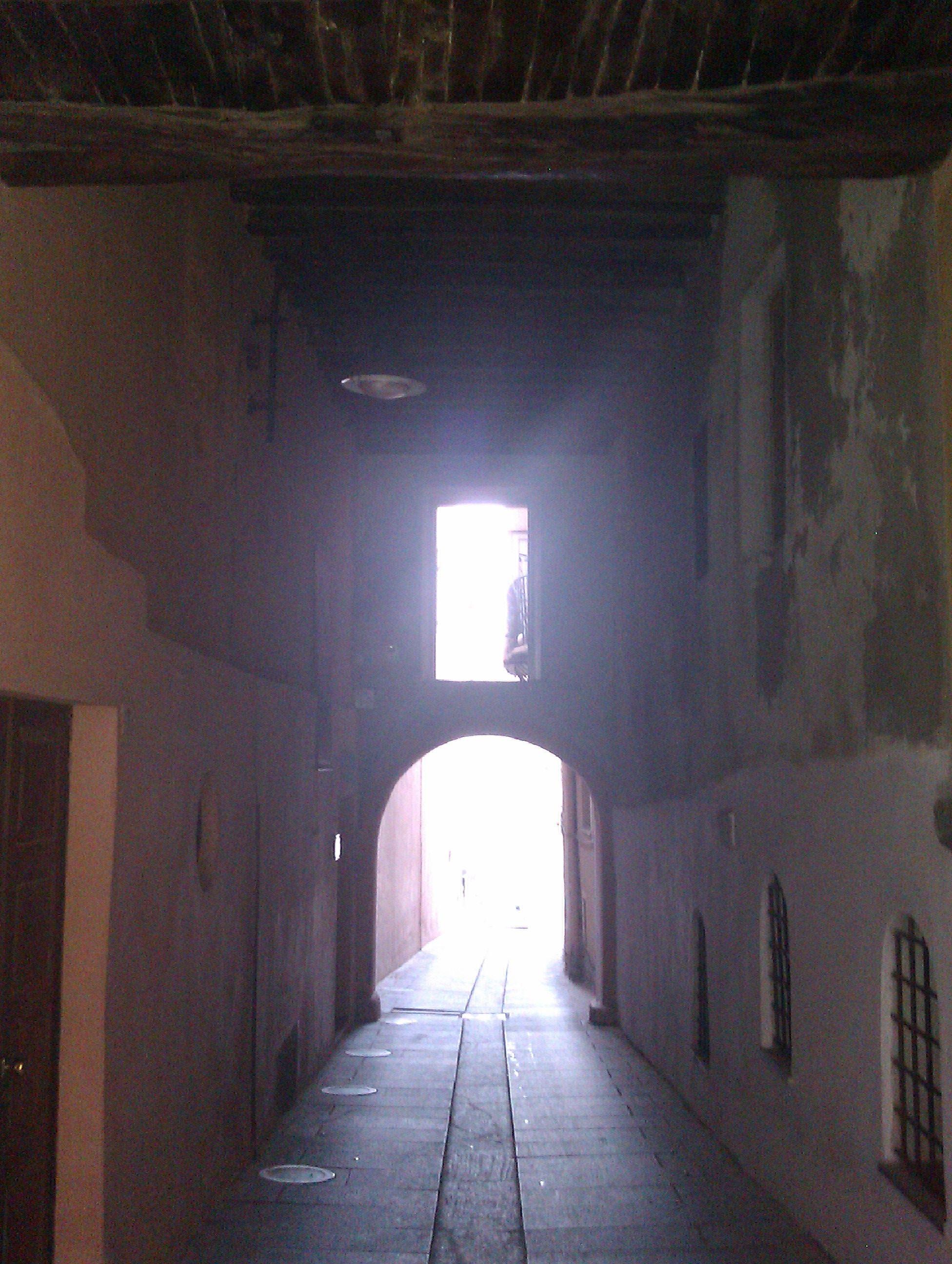 Vicoli nel quartiere di Castello