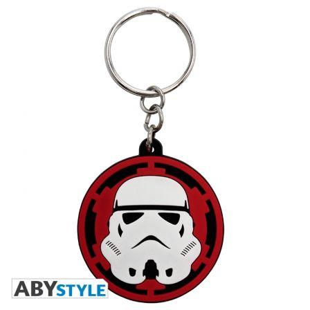 STAR WARS Porte-clés Star Wars PVC Trooper
