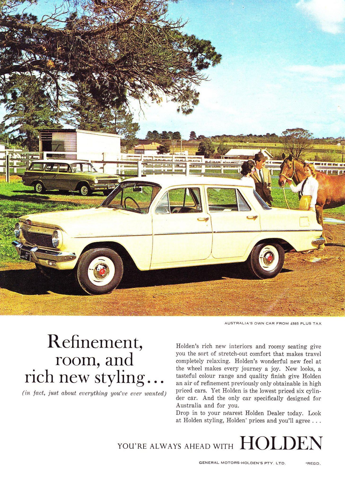 Https Flic Kr P H7euus 1963 Ej Holden Special Sedan Station