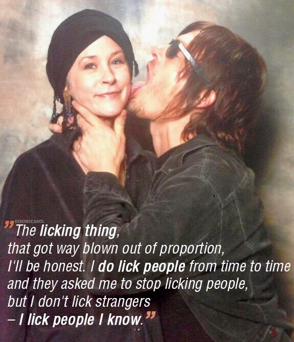 Pin By Kansas Jones On Norman Reedus The Walking Dead Fear The Walking Dead Melissa Mcbride