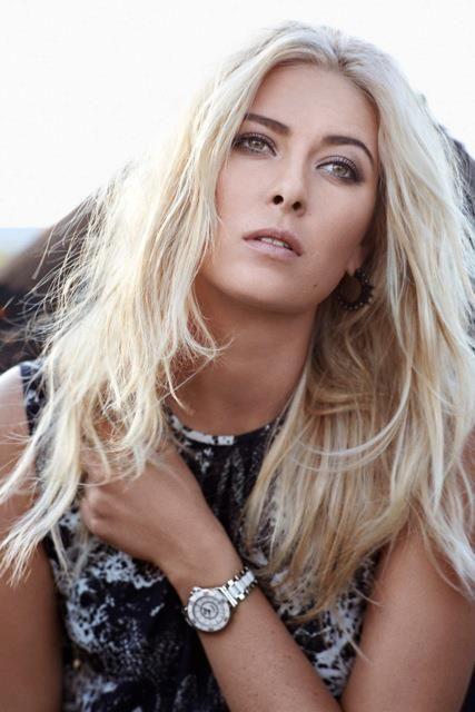 Maria Sharapova. #blonde #hair #coupon code nicesup123 ...