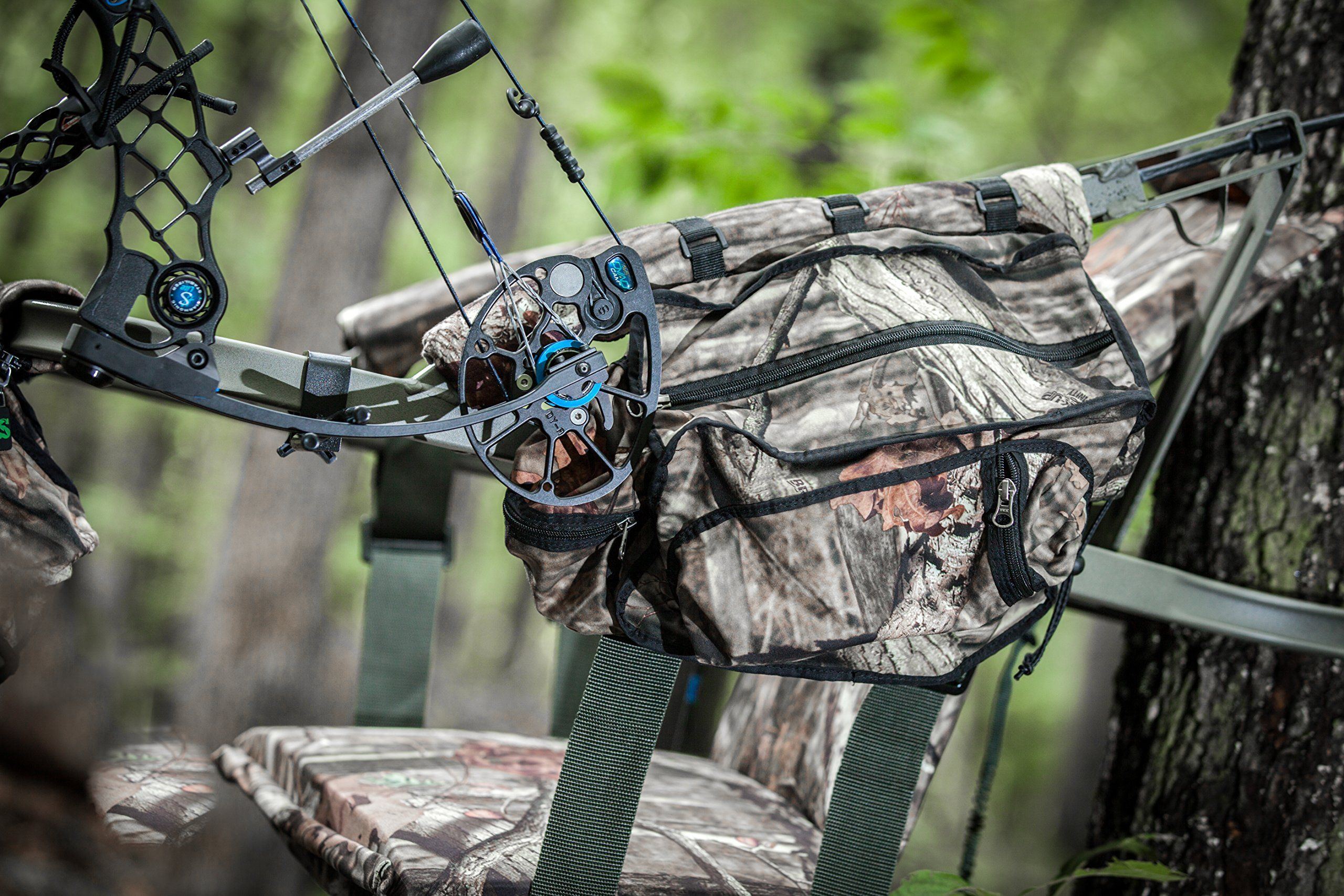 Summit Treestands Universal Bow Holder Click Image To Review More Details It Is Amazon Affiliate Lin Bow Holder Tree Stand Accessories Hunting Accessories