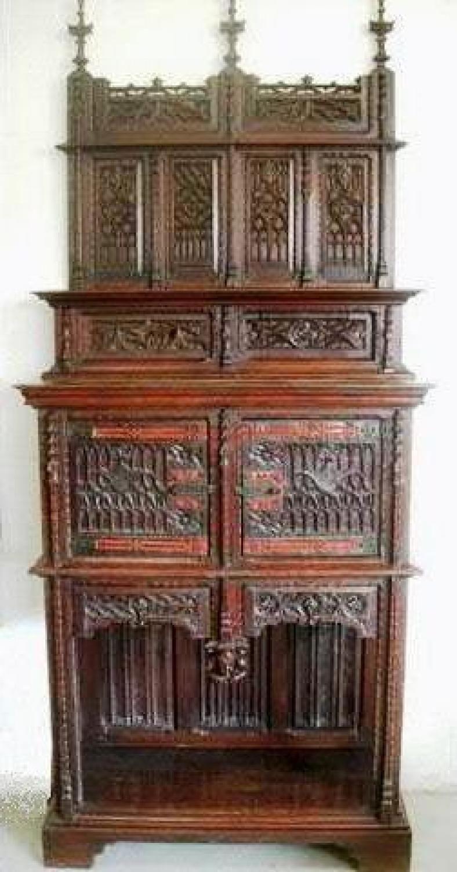 Antique gothic revival furniture for sale - Furniture Antique For Sale