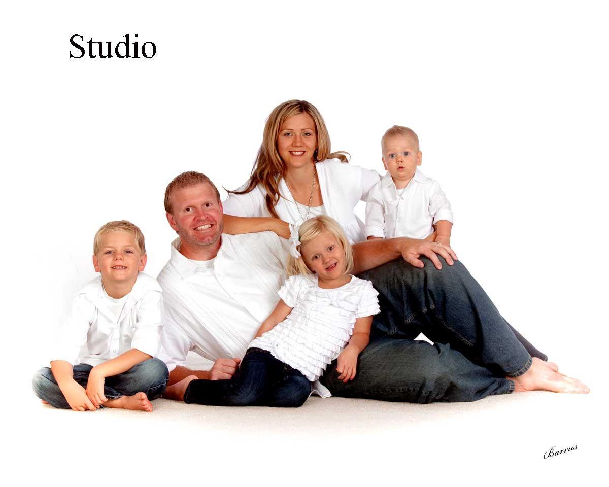 Family Studio Photography Ideas Portraits And Portrait On