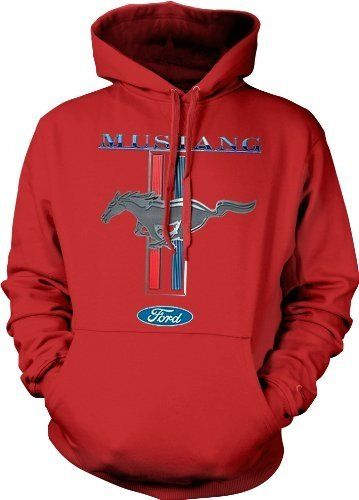 Ford Mustang Purse Mustang Logo Ford Symbol Mens Sweatshirt