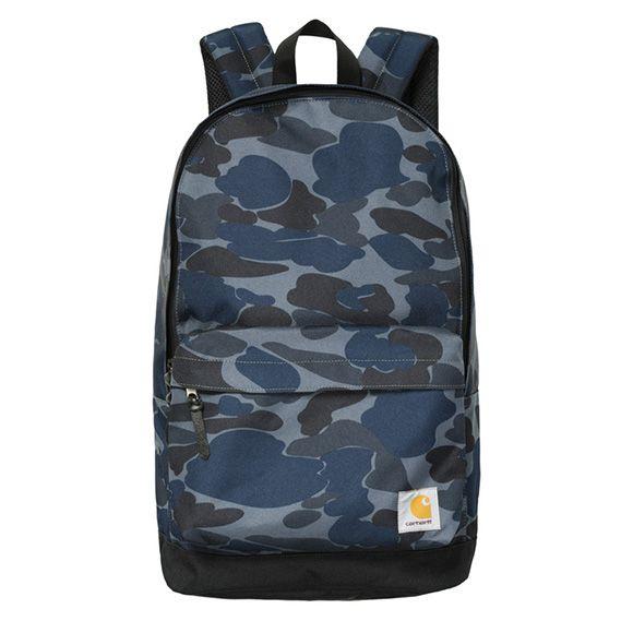 Carhartt WIP Kane Backpack - Camo Isle