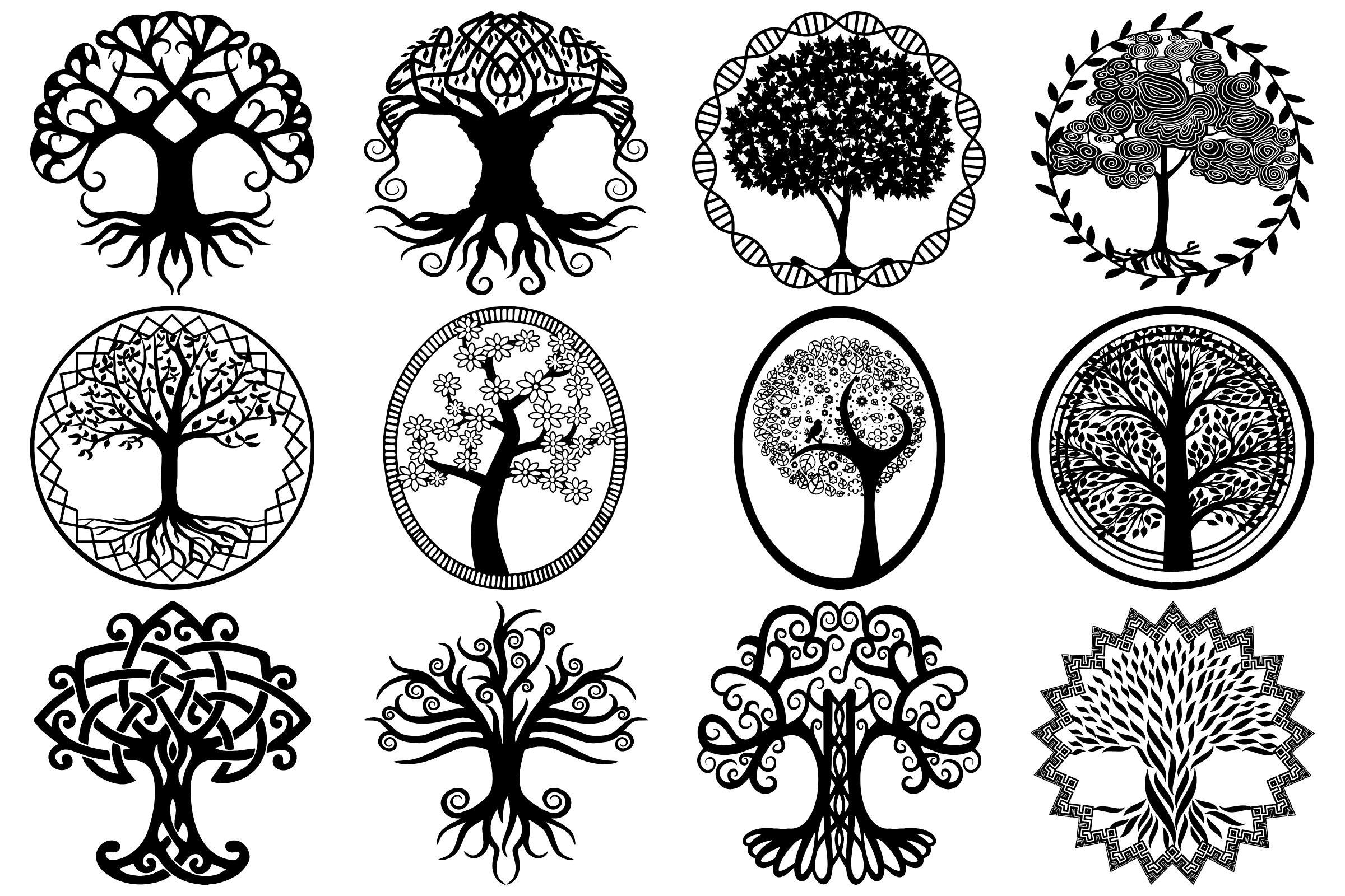 Figure Drawing Tree Of Life Celtic Tree Of Life Free Png Celtic Tree Of Life Tree Drawing Celtic Drawings