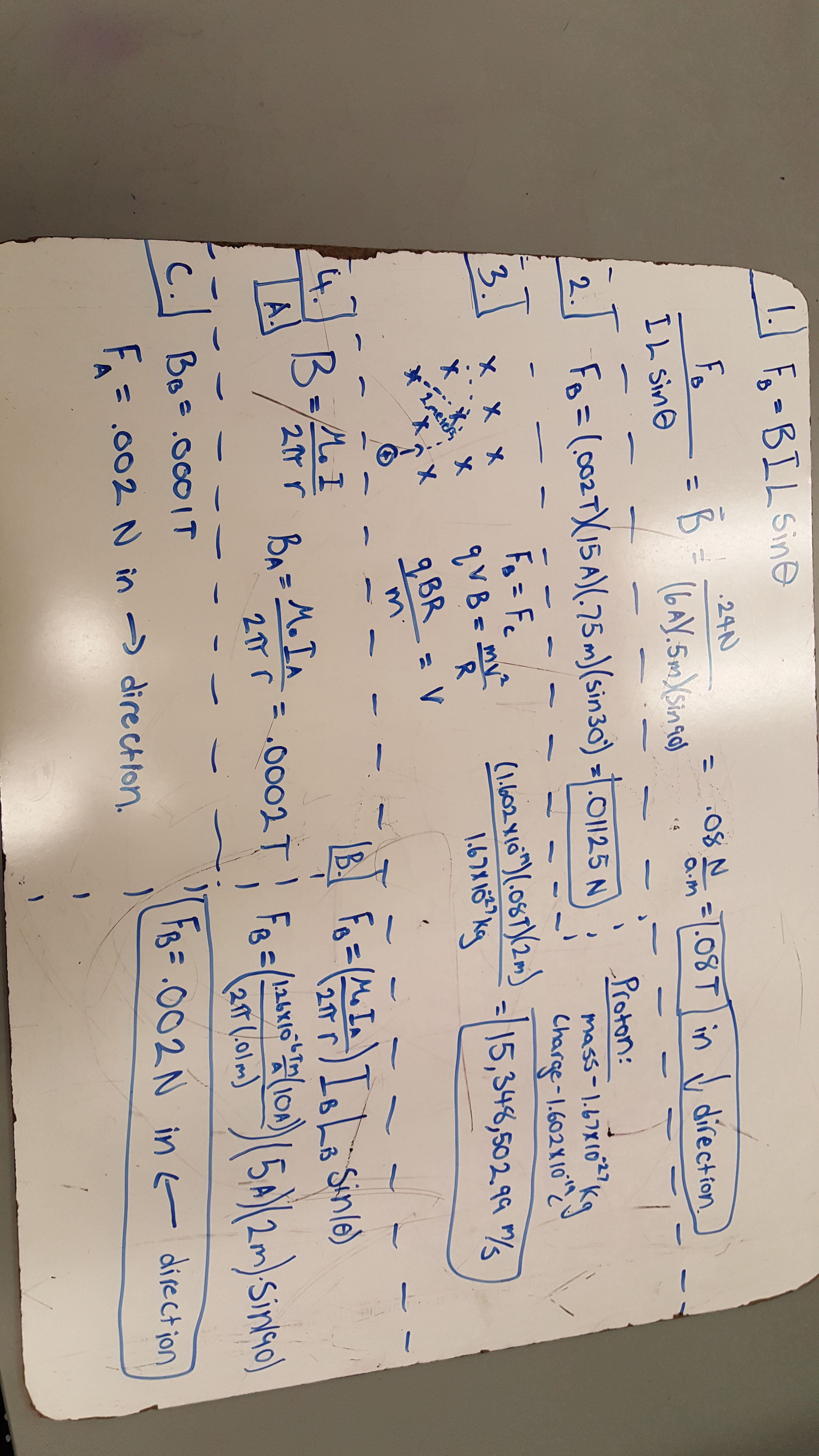 Thursday We Started Off Working Through Worksheet 3 And 4