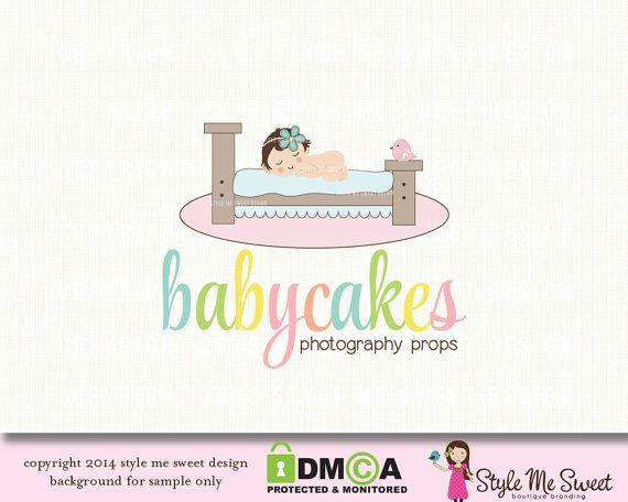 Babycakes Photography Prop Logo