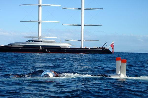 Maltese Falcon Yacht Le Super Falcon Bebe Du Maltese Falcon Sailing Yacht Deck Boat Boat