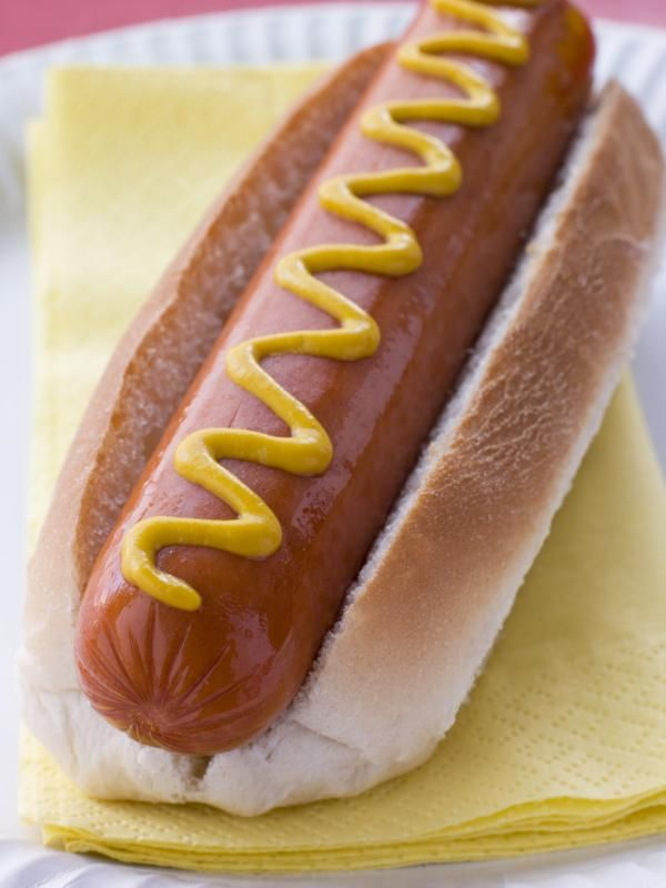 hot dog in a microwave hot dogs
