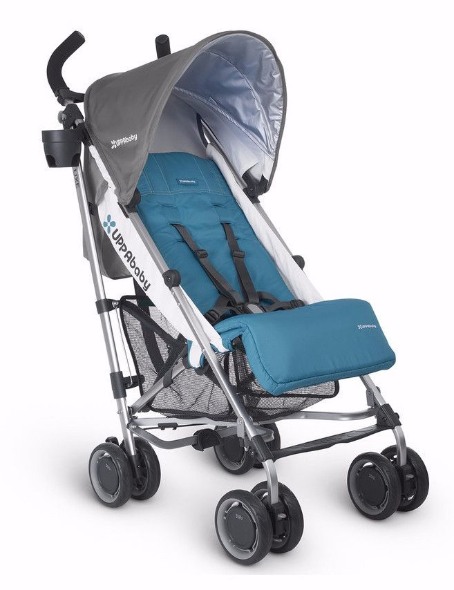 UPPAbaby G-LUXE Stroller - Aluminum Silver Frame   Products   Pinterest