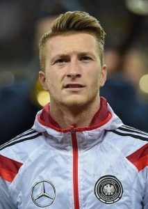 Fußballer Frisuren Marco Reus Trend Haare Sport Pinterest